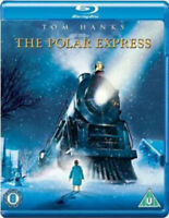The Polar Express Blu-Ray (2007) Robert Zemeckis cert U ***NEW*** Amazing Value