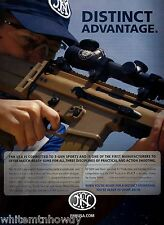 2010 FN SLP Rifle Ad Advertising