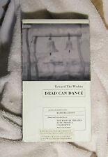 Toward the Within Dead can Dance VHS Mayfair Theater Santa Monica