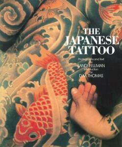 The Japanese Tattoo, Sandi Fellman, Good Book