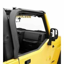 Bestop 55012-01 Door Surround Kit Black Polypropylene For 1997-2006 Wrangler