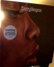 """Dirty Vegas simple things vinyl 12"""""""
