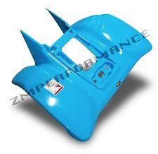 NEW HONDA TRX 400EX 99 - 07 ELECTRIC BLUE REAR FENDER PLASTIC TRX400EX PLASTICS