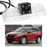 4 LED CCD Rearview Camera Reverse Parking Backup for 2013-2016 14 15 Mazda CX-5