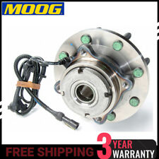 MOOG Chassis Front Wheel Bearing & Hub Assembly Fit For Ford F-250  515020