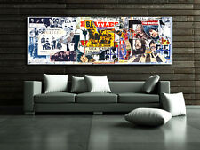 Poster Mural The Beatles Anthology 20x58 inch (50x147 cm) on Adhesive Vinyl