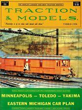 Traction & Models Magazine : Run No 153 : Third 1978 (November 1977)