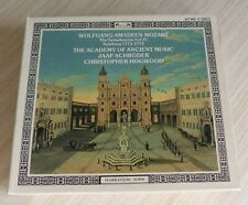 3 CD CLASSIQUE LIVRE MOZART THE SYMPHONIES VOL.IV SALZBURG JAAP SCHRODER HOGWOOD