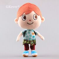 New Animal Crossing Leaf Girl Plush Figure Toy Stuffed Doll 12'' Toy Xmas Gift