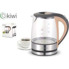 Hervidor de agua vidrio 1 2L - 1630w / Kiwi