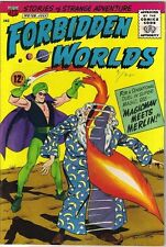 Forbidden Worlds Comic Book #128, ACG 1965 VERY FINE-/VERY FINE