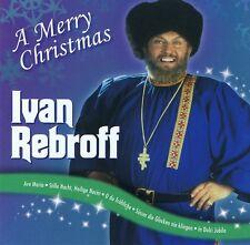 IVAN REBROFF - A Merry Christmas - CD NEU Winterromanze Russisches Schlittenlied
