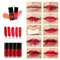 Fashion Waterproof Lipstick Dyeing Liquid Lip Gloss Blusher Water Tint Makeups