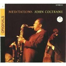 JOHN COLTRANE - MEDITATIONS  CD NEU