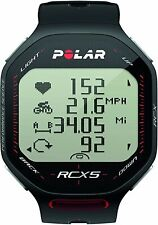 POLAR RCX5 BIKE BUNDLE GPS SPEED SENSOR W.I.N.D. FOR TWO BIKE CARDIO