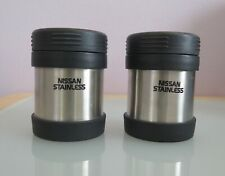 Nissan Stainless Insulated Hoit Drink Cups Set of 2