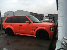 2005 RANGE ROVER VOGUE TDV6 AUTO, WIDE ARCH BODY KIT DAMAGED PROJECT