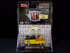 M2 Volkswagen Double Cab Truck USA model 1961 Mooneyes 32500-MJS07. 1/64