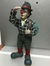 """Gilde Clown """" Stehend """" 21,5 cm. Top Zustand !!"""