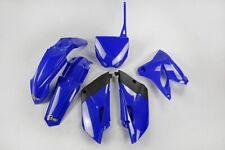 Yamaha YZ 85 2015 - 2021 UFO Plastic Kit All Blue Oem Colours 2021