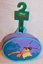New With Tag Tarzan Coin Wallet Purple