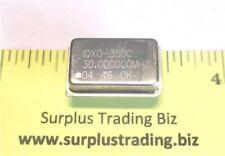 IQXO-350C 30.000000MHz Crystal Oscillator