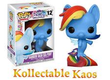 My Little Pony Movie - Rainbow Dash Sea Pony Pop! Vinyl Figure