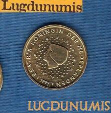 Pays Bas 1999 - 10 centimes d'Euro - Pièce neuve de rouleau - Netherlands