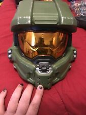 Master Chief HALO Helmet Mask 2015 Disguise  Costume Cosplay