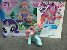 My Little Pony NEW * Strawberry Ice * Blind Bag Mini Friendship Is Magic Wave 20