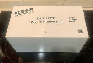 danbury mint 1/24 Ford mustang GT BULLIT