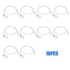 Safety Cable Steel Wire Stage Light Safety Ropes Security Cable Equipment X9K8