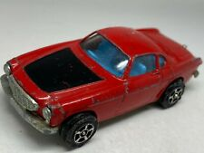 Corgi Whizzwheels Red Volvo P1800 Saloon Car