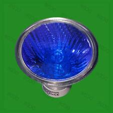 Ampoules bleus en forme réflecteur pour la maison GU10