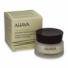 AHAVA Dead Sea Firming Eye Cream, Time to Revitalize .5 oz.