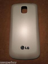 Brand New OEM LG Optimus M U T S P509 P500 Battery Back Door Cover White