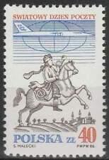 Polen postfris 1986 MNH 3051 - Wereldpostdag