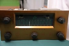 The Fisher  Eighty  tube preamp
