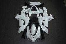 Unpainted White Fairing ABS Bodywork Kit For Kawasaki Ninja ZX10R 06 2006 2007