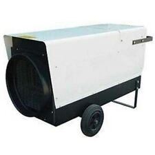 Portable Electric HEATER Wagon - 40/32/16 KW - 136,500 BTU - 480 Volt - Ductable