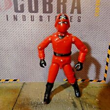 GI JOE ~ 1983 RED LASER  ~ PALITOY UK aka COBRA COMMANDER ~ ACTION FORCE 1982