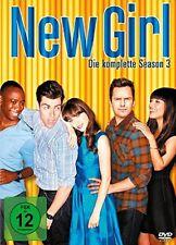 New Girl - Staffel 3 - NEU OVP - 3 DVDs - Zooey Deschanel