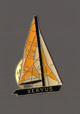 Pin's Parfum Xeryus Givenchy (voilier)