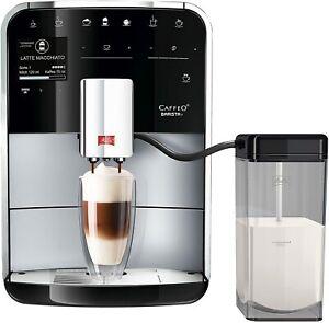 Melitta Caffeo Barista T F730-201, Kaffeevollautomat mit Milchbehälter, IntenseA