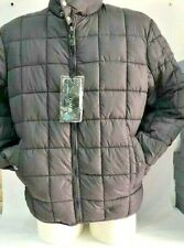 Coveri Jacket Mens Quilted Jacket Fabric Size XXL Grey