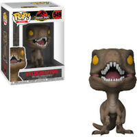FUNKO POP! MOVIES: Jurassic Park - Velociraptor [New Toy] Vinyl Figure