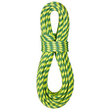 BlueWater Ropes Dynamic Rock Climbing Rope 9.9mm x 80M Std. Pulse - Flgr