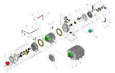 Dichtsatz komplett für Hertell KD 6500 - 14000 Vakuumpumpe, Güllepumpe,Güllefass