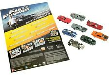 HOT WHEELS FAST & FURIOUS ELITE 8 PACK OF DIECAST MOVIE CARS FCG08