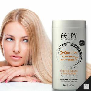 FELPS HAIR BTOX FORMALDEHYDE FREE SMOOTHING TREATMENT 1kg 35.03.06oz Uk Stosk